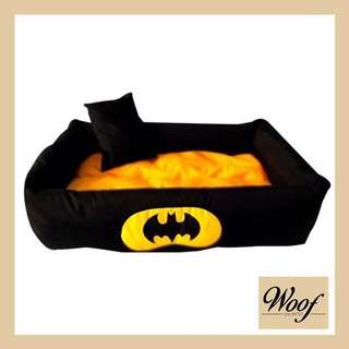 Batman Dog Bed