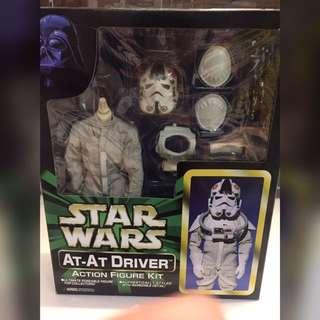 絕版星球大戰 白兵 Star Wars Storm Trooper