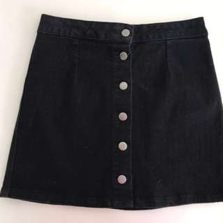 DOTTI Black Skirt (Price Reduced!)