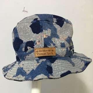 古著牛仔帽紳士帽寬沿帽漁夫帽