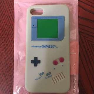iphone6/6s 復古懷舊gameboy矽膠軟殼 全包