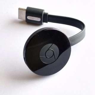 Looking for: Chromecast V1 or V2