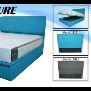 Promotion Storage Bed Customization