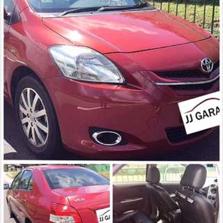 ✅ Toyota Vios 1.5 ✅ Fuel Efficient Unit - Uber / GrabCar Ready! Hotline 98188106