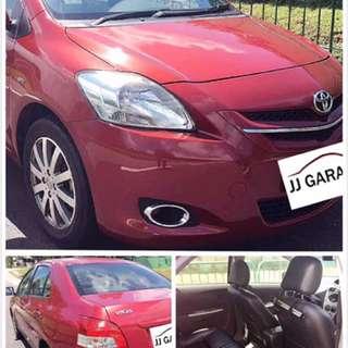 ✅ Toyota Vios 1.5 ✅ Fuel Efficient Unit - Uber / GrabCar Ready! Hotline 98188106