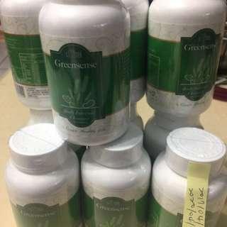 纖體一週的量活力粉1kg+養生纖活素7包+21綠精靈