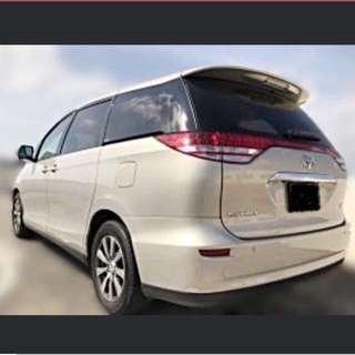 Toyota Estima 2.4 MPV 8 Seater