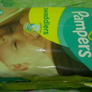 Pampers Diaper new born