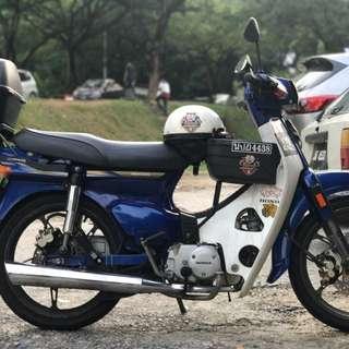 Honda EX5 Dream (Limited Blue)