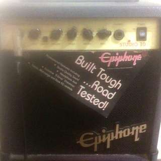 🚚 Epiphone. 10瓦 音箱 韓廠