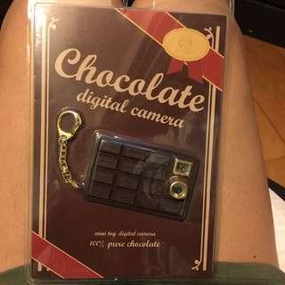 日本 chocolate digital camera 迷你相機