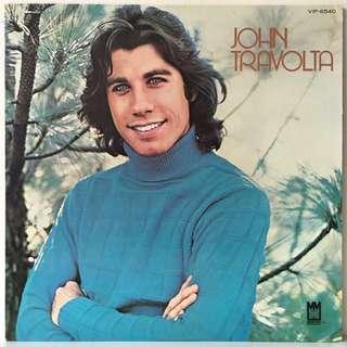 John Travolta – John Travolta (1 x Vinyl LP Record)