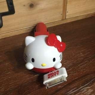 Hello Kitty 車充 iphone 4s