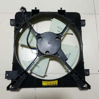 Honda Civic Ek  Aircon Condenser Radiator Fan. (New) PRICE REDUCED