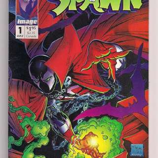 Spawn 1st edition