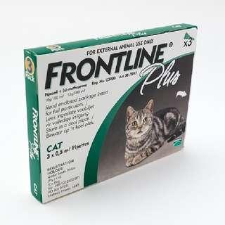 Frontline Plus Flea & Tick Prevention Spot-on For Cats & Kittens