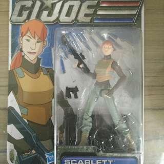 G.I.Joe Renegades Scarlett