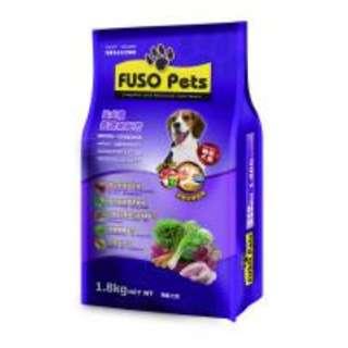 FUSO PETS 機能犬食-全犬種低過敏 1.8kg