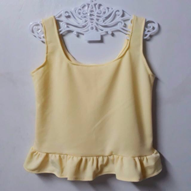 2 for P180 RUFFLED TOP