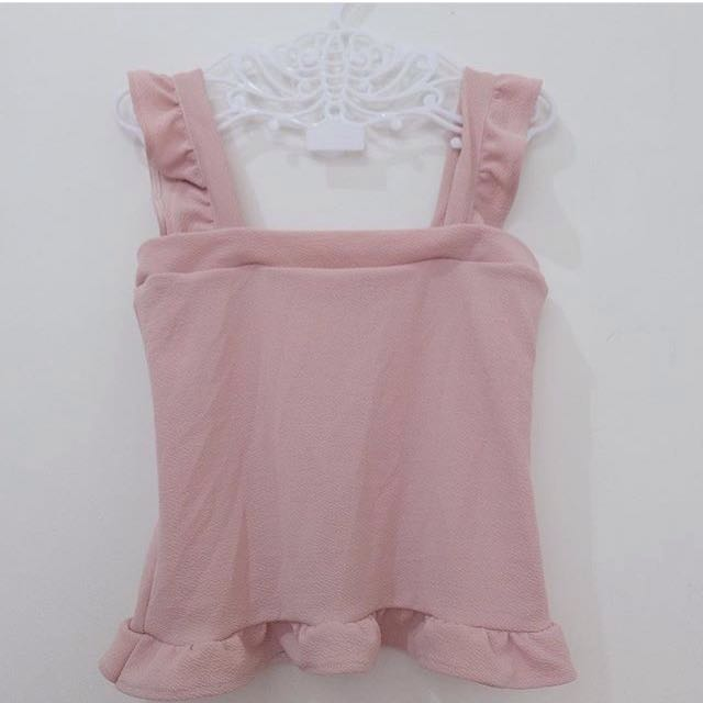 2 for P200 RUFFLED TOP