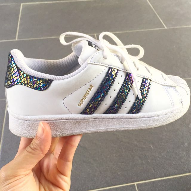 On Metallic Adidas Superstar SnakeBabiesamp; KidsGirls' Apparel wXOiukTlPZ