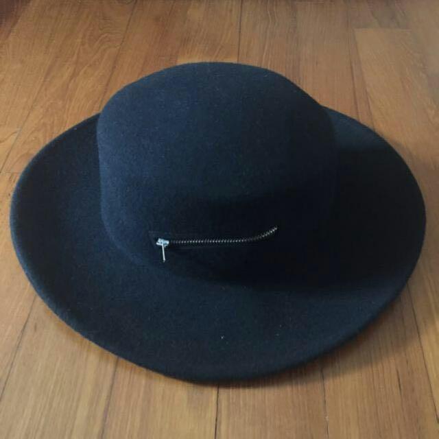 ASOS wide brim stiff hat 21e42b95e56