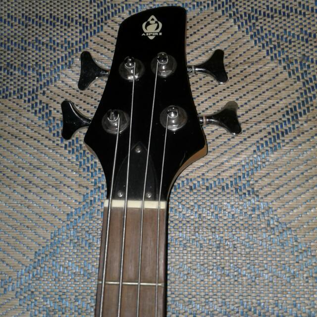 Aspire Bass Guitar