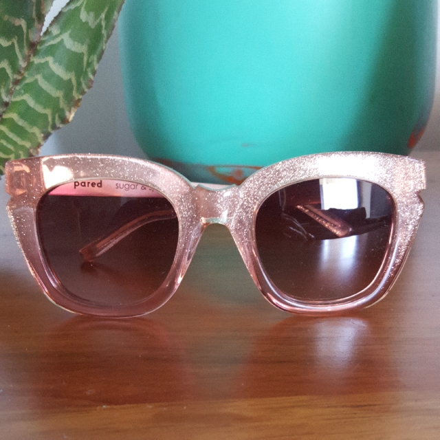 Authentic Pared Sugar And Spice Sunglasses