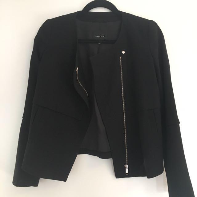Babaton jacket