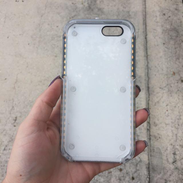 Black LuMee Case iPhone 6/6s