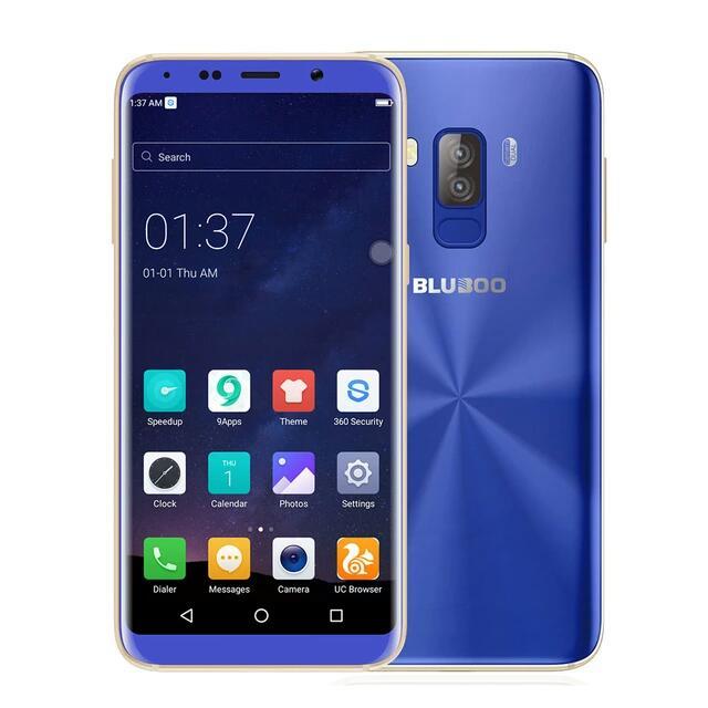 Bluboo S8 5 7