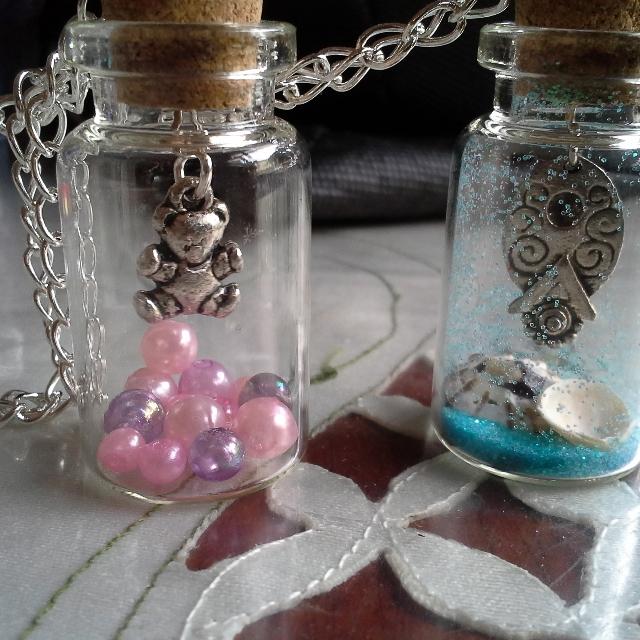 Bottled Necklace