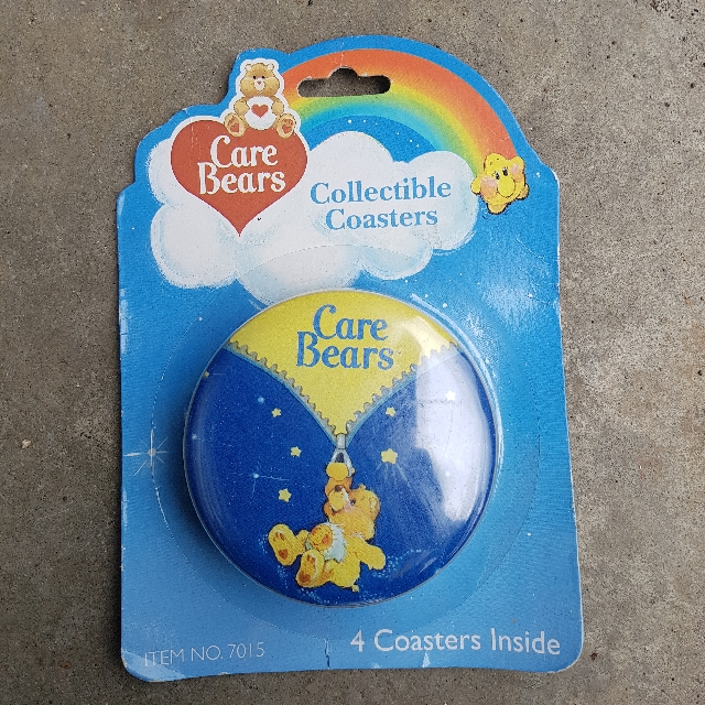 Carebears Collectible Coasters