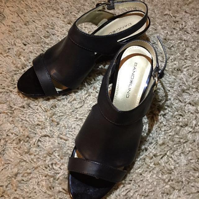 Casual black Sandals