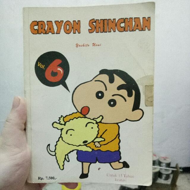 Crayon Shinchan 6