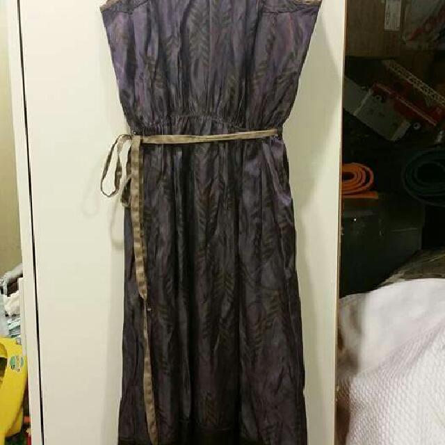 DIESEL xs backless dress