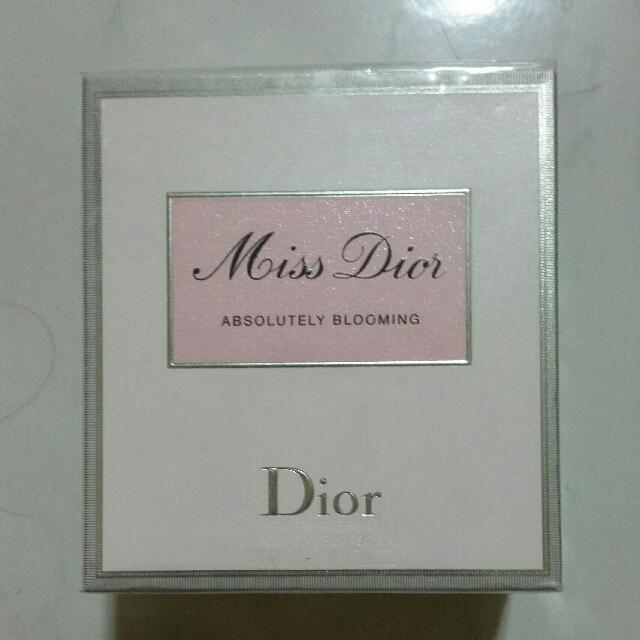 (降價)Dior迪奧 花漾迪奧精萃香氛100ml