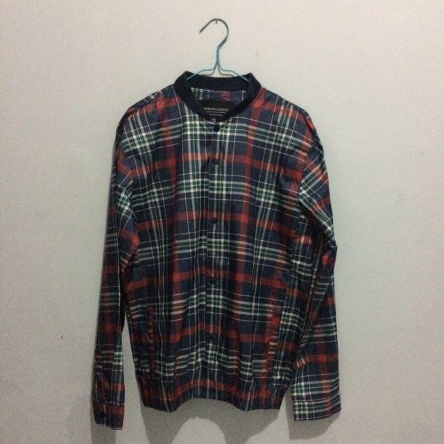 Distro Shirt Jacket