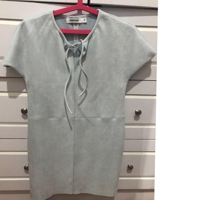 Editors market mini dress