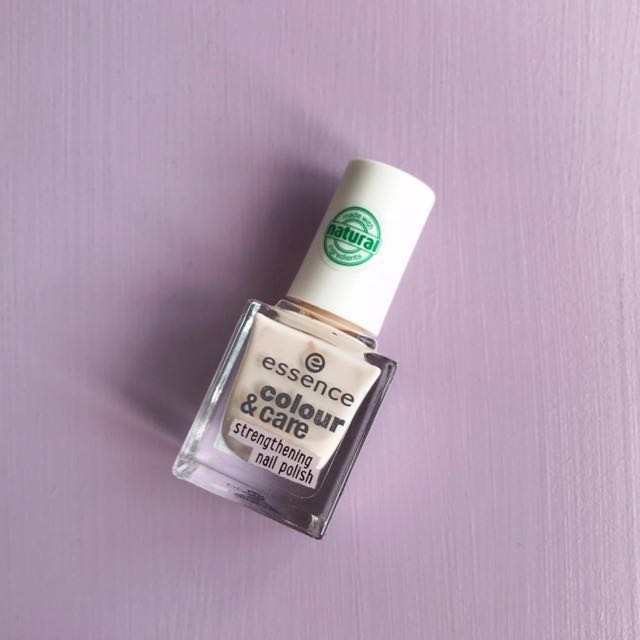 Essence Strengthening Nail Polish