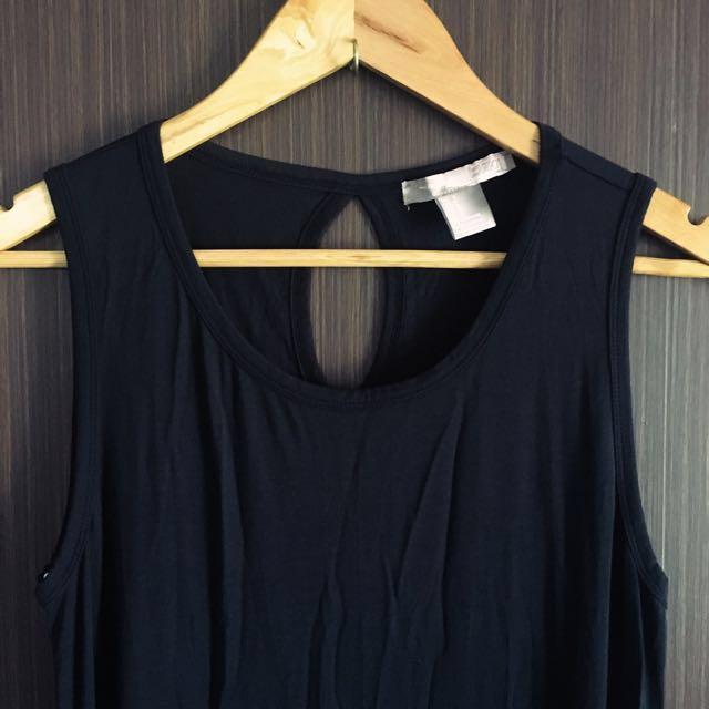 F21 Maxi Dress w/ Slit