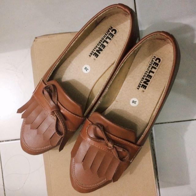 Flatshoes Oxford
