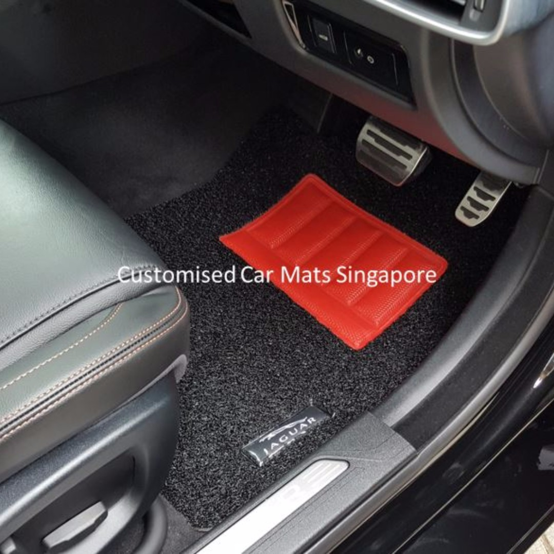 Free Delivery Custom Made Carmats Jaguar Xe Car Accessories On