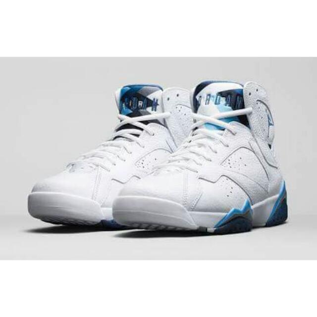 French Blue Jordan VII