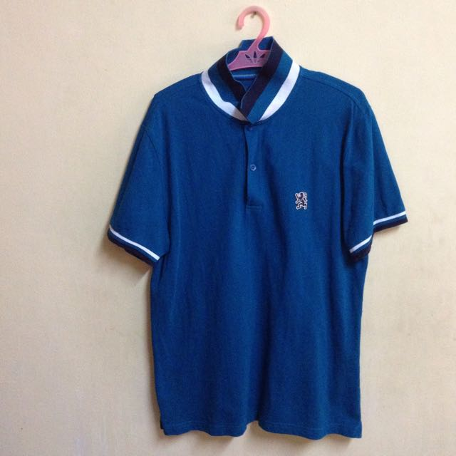 GIORDANO LIMITED  EDITION BLUE POLO
