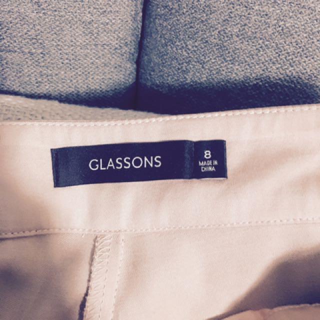 Glassons Wide Leg Silk Pants