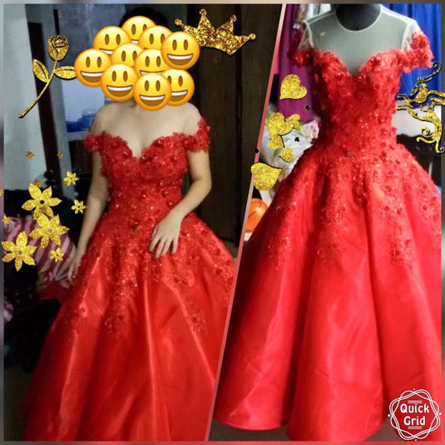 Gown (we accept made to order)