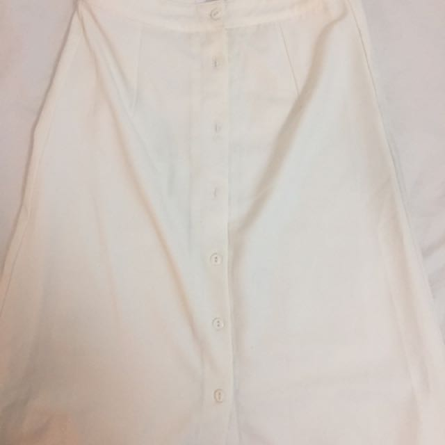 Great condition white dress