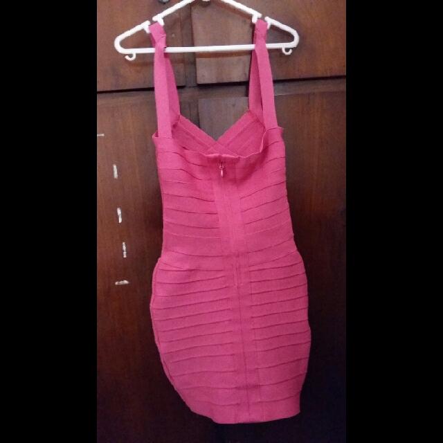 herve pink size XS