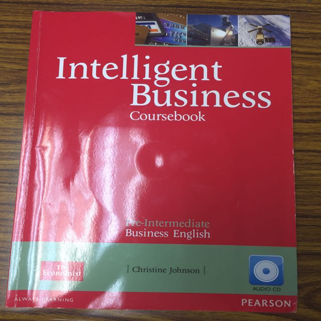 Intelligent Business Coursebook